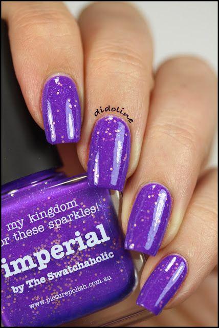 piCture pOlish - Imperial  #nails #nailpolish #polish #picturepolish #Imperial #didoline #didolinesnails @piCture pOlish