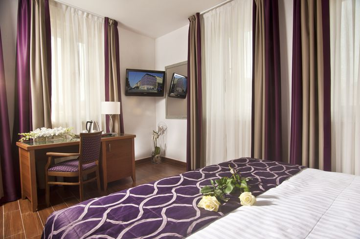Superior room Hotel Galileo www.hotelgalileoprague.com