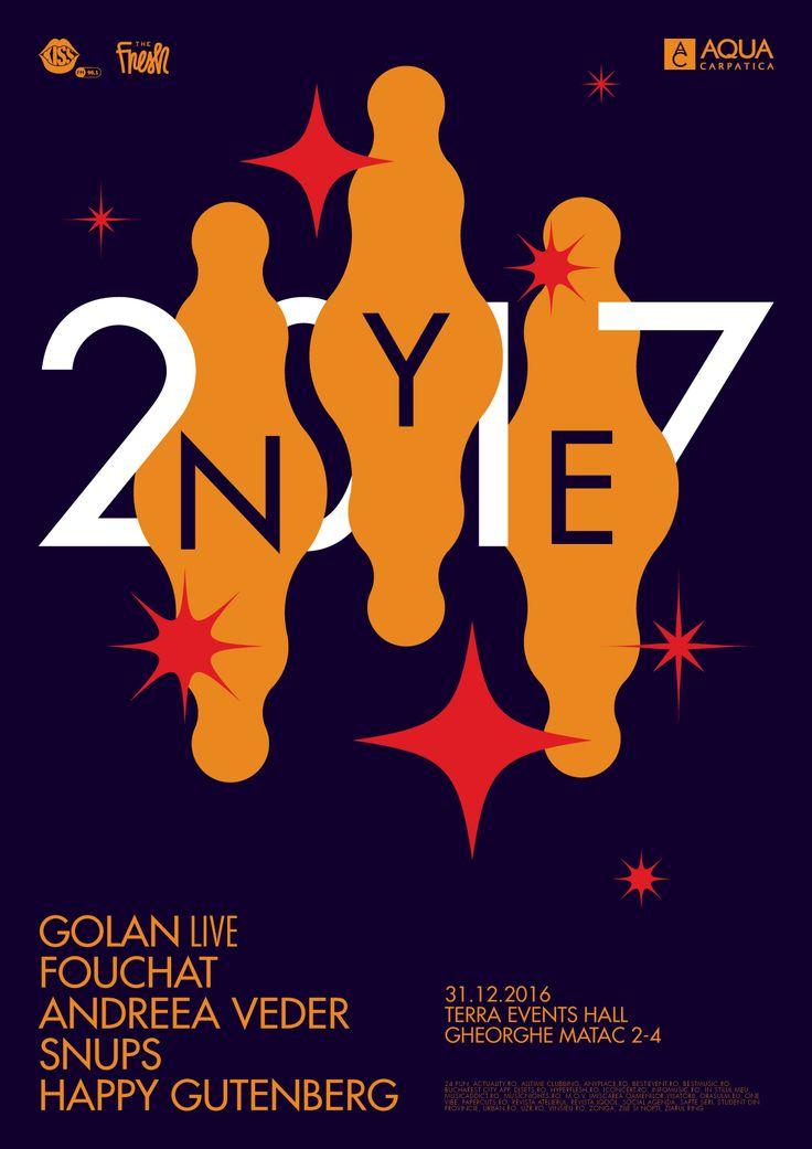 The Fresh pregătește peTrecerea dintre ani alături de GOLAN Live, Fouchat, Andreea Veder și Snups x Happy Gutenberg. Prietenii The Fresh se reunesc la TERRA Events Hall, în atmosfera festiv-chic pe…