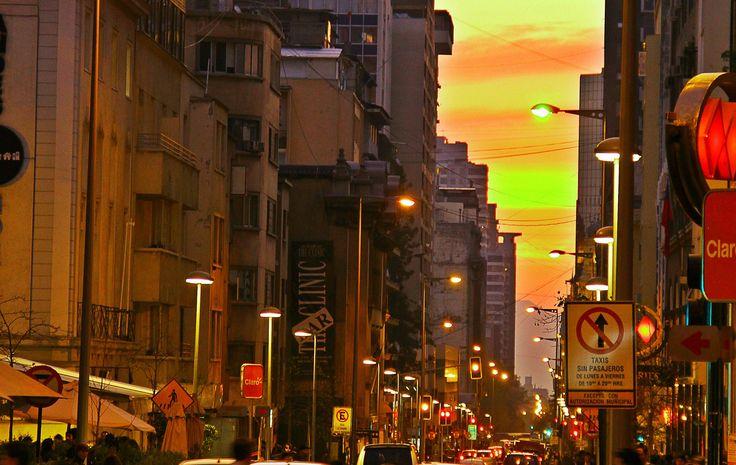 Conoce los barrios más top de Santiago