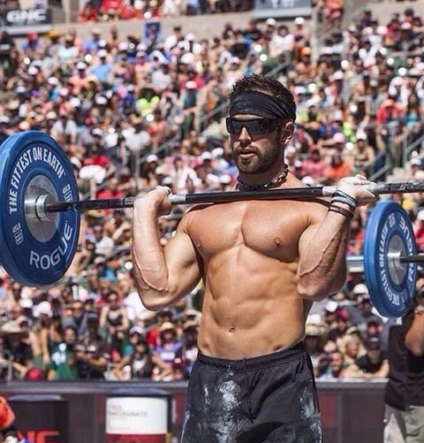 What Products Fueled Rich Froning to his 4th Consecutive Crossfit Title?