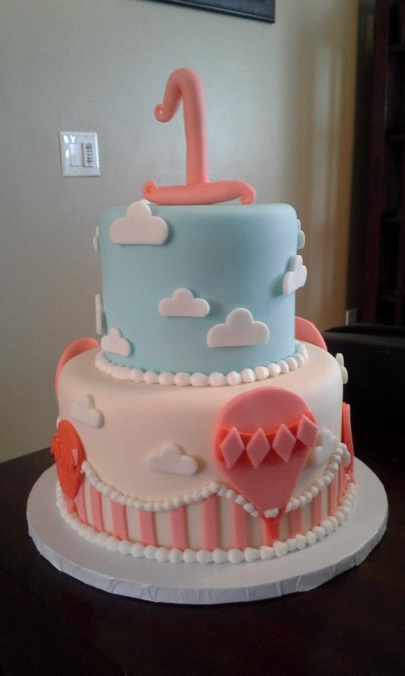 Cake Decorating Hot Air Balloon : 17 Best images about Cake Design for Hot Air Balloon Cake ...
