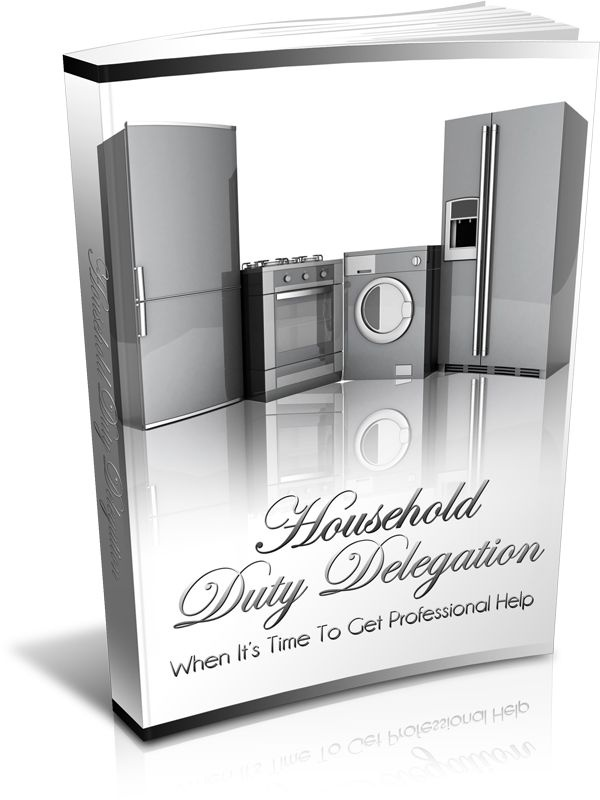 Household Duty Delegation - Important Tips On Keeping The Household Running Smoothly
