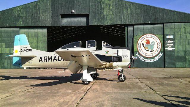 """MUSEO DE LA AVIACION NAVAL ARGENTINA: """"VUELVO AL SUR"""" LA SAGA CONTINUA, EL 3-A-208 EN LA..."""