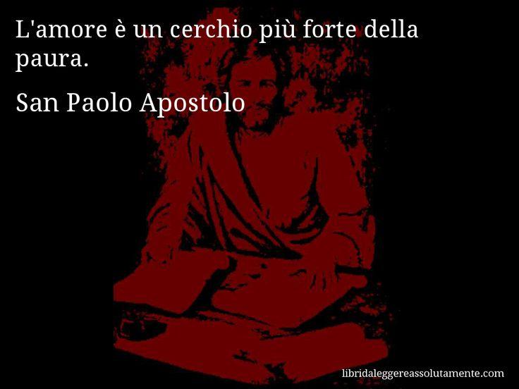 Cartolina con aforisma di San Paolo Apostolo (14)