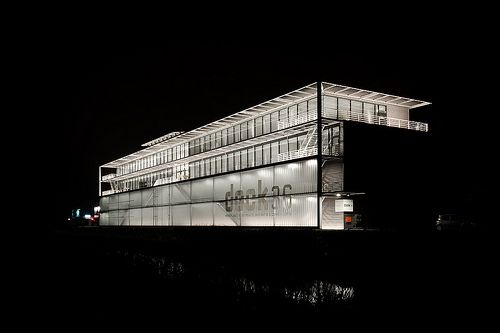 Dock 36, bedrijfsverzamelgebouw, Enter