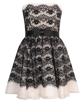 Night out Little Lace Dress