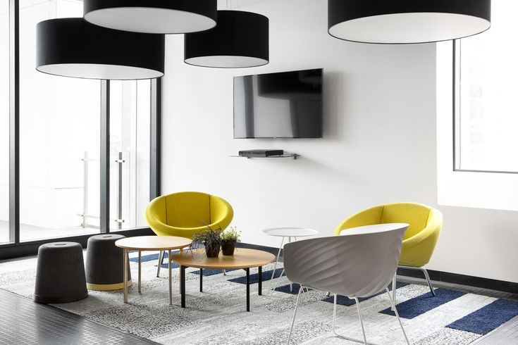 Office Fit Out & Interior Design Project Gallery - Eureka Towers Melbourne - Design & Project management by Krystal Sagona at Interior Flow in Victoria