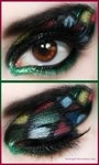 Stained Glass Eyes