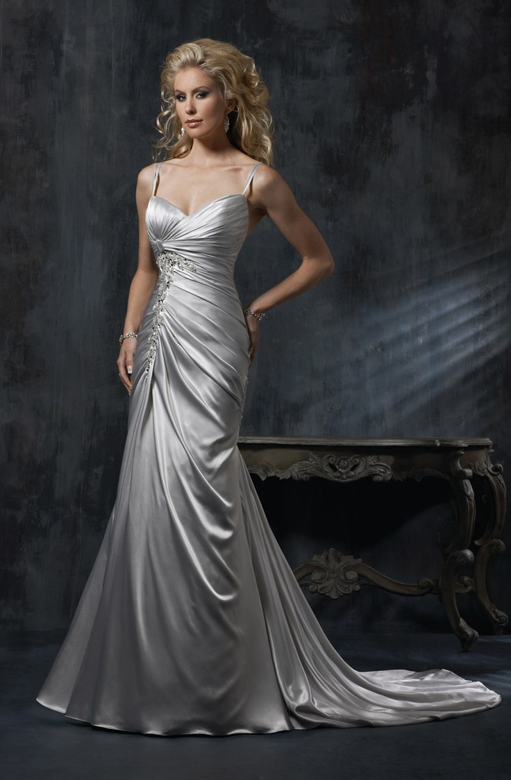 207 best wedding dresses images on pinterest | wedding dressses