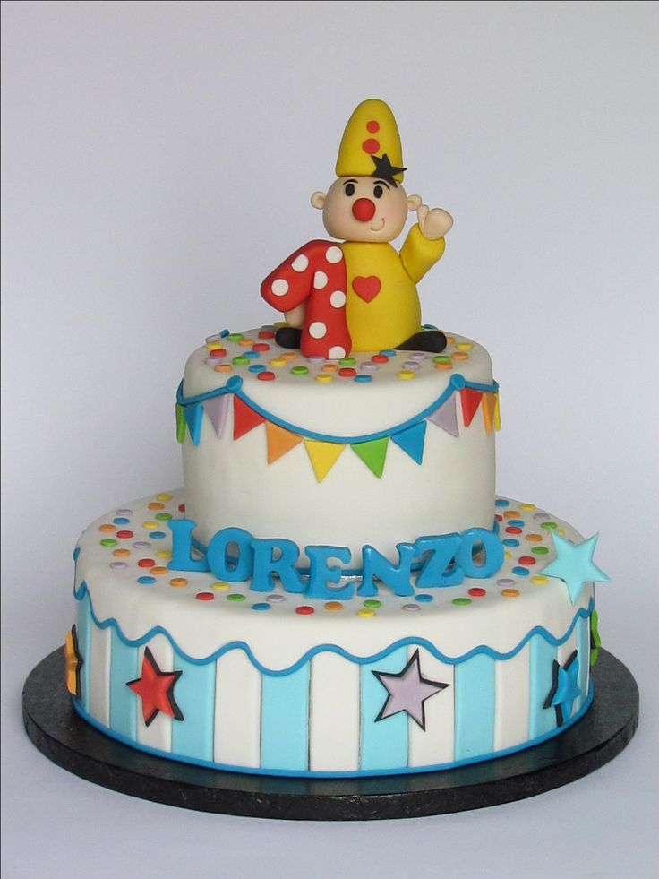 Bumba birthday cake boy by Liesjes Lekkernijen