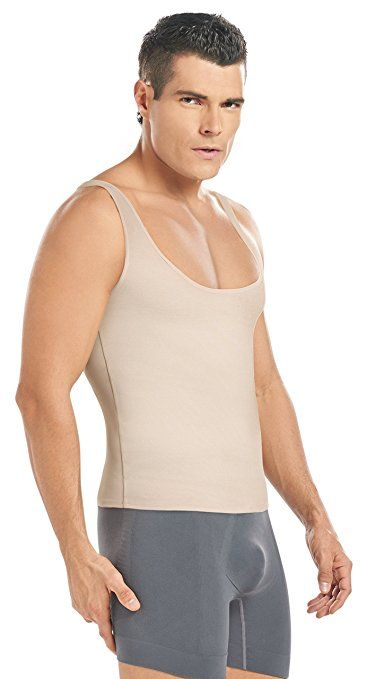 de6581dccc8a86 Waist Cincher MAN THERMAL TANK TOP MOLDS   REDUCE THE ABDOMINAL AREA SHAPEWEAR  Review