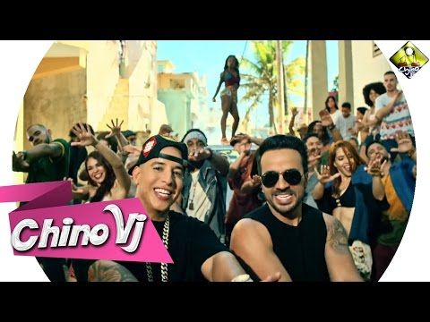 Luis Fonsi - Despacito ft. Daddy Yankee - YouTube