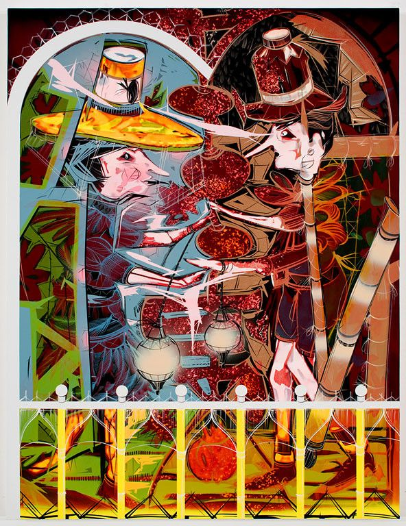 Pittmans erotic artwork free galleries