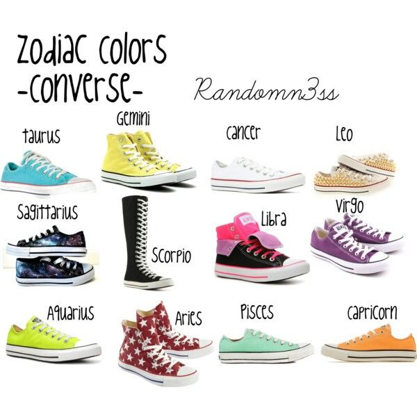 I'm a Taurus and I have my zodiacs shoes ( they are 6 sizes too small but yeah )