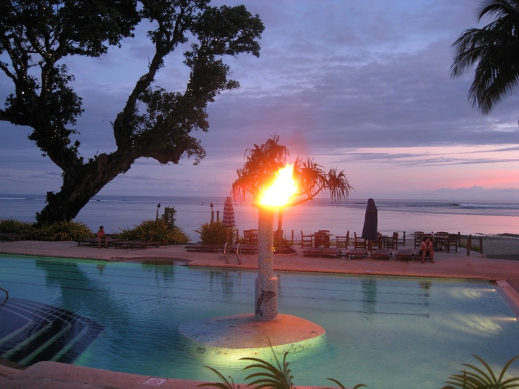 Fiji, Hideaway Resort ...one of my fave holidays.