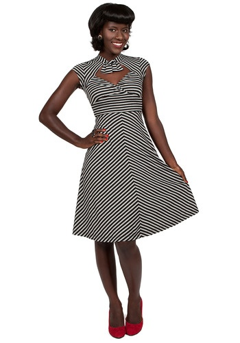 Sweet on Stripes Dress