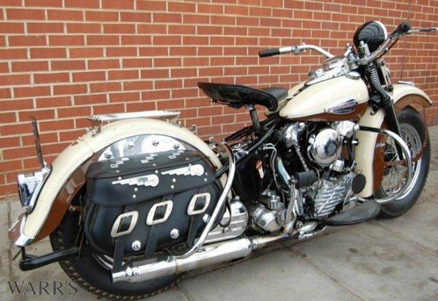 HARLEY-DAVIDSON KNUCKLEHEAD for sale in London