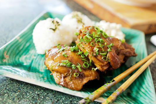 Shoyu Chicken Recipe from Foodland Hawaii   http://www.foodland.com/recipe/shoyu-chicken