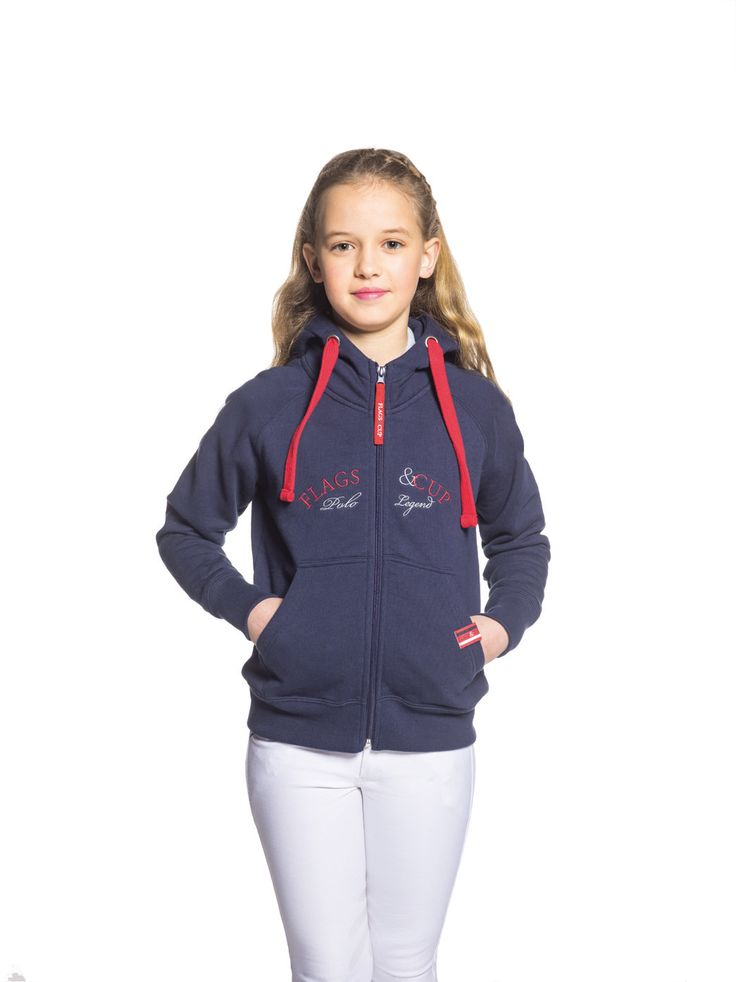 Sweat enfant POPTUN Marine