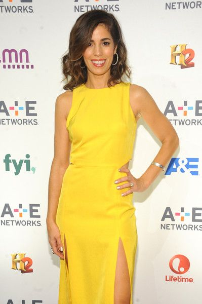 Ana Ortiz Photos - Actress Ana Ortiz attends 2015 A+E Networks Upfront on April 30, 2015 in New York City. - 2015 A+E Networks Upfront - Arrivals