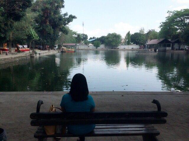 Look it.....love garden in my city.... #BalekambangGarden #Solo