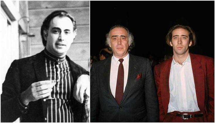 Nicholas Cage's dad August Coppola