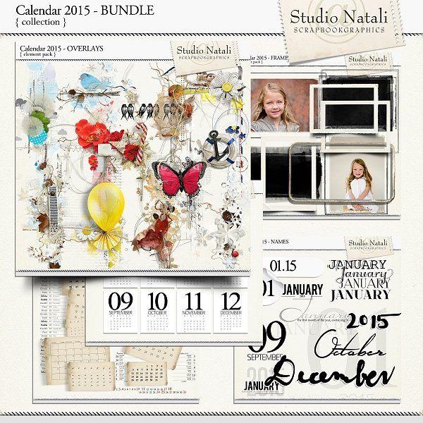 Calendar 2015 Collection