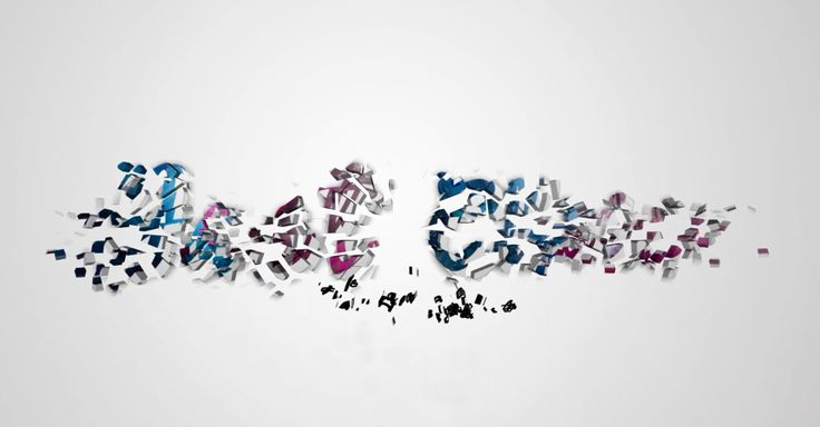 Shatter text effect intro made in Adobe After Effects. Enjoy!  Also feel free to like and subscribe for more, it really helps a lot.