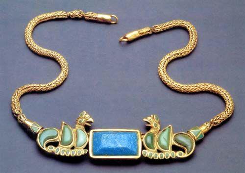 Scythian~sarmatian gold