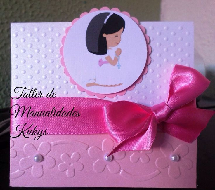 Imagen de http mlm s2 - Como hacer tarjetas de comunion ...