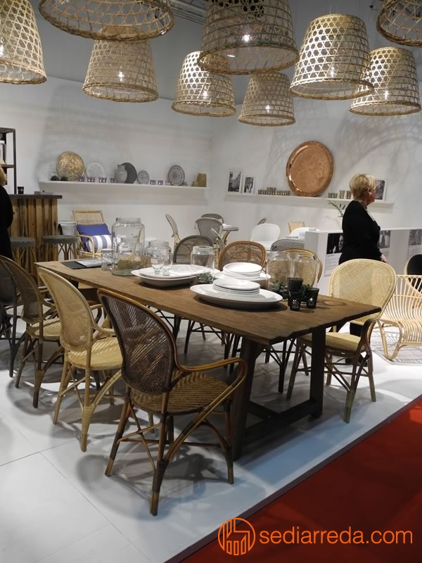 Natural style at Salone del Mobile 2013