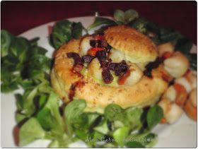Un petit repas en tête à tête pour la Saint Valentin, peu de préparation et un bel effet pour ce plat unique accompagné d'un Pouilly Fuissé...