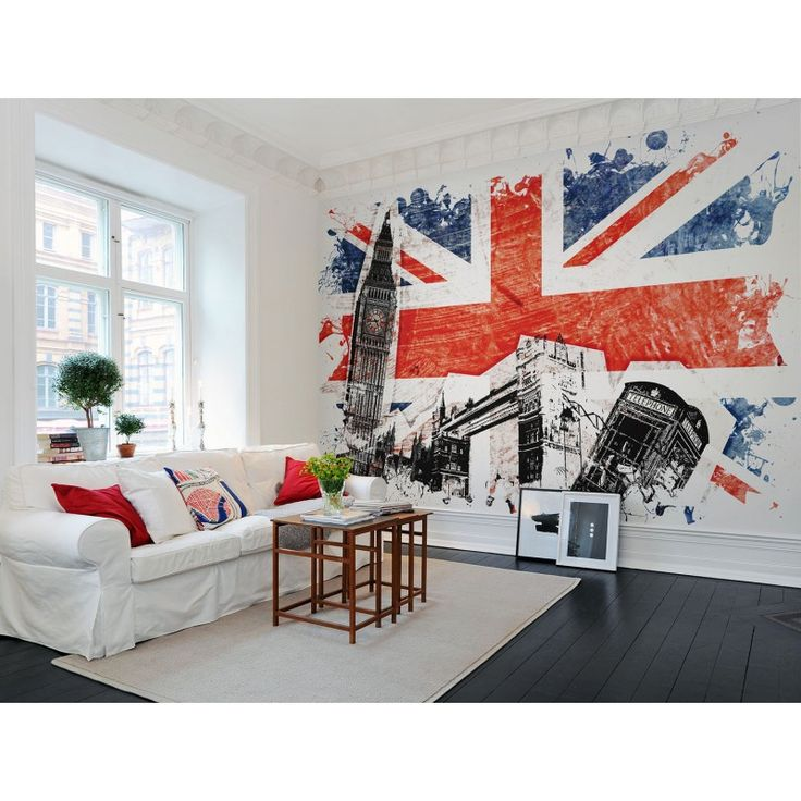 Fototapet Union Jack, Personalizat, Rebel Walls. Union JackWall MuralsJack  ... Part 64