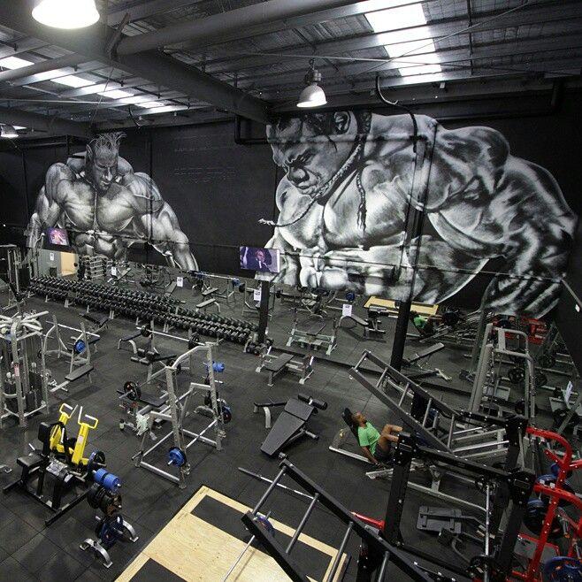 14 best gym artwork images on Pinterest | Fitness studio ...