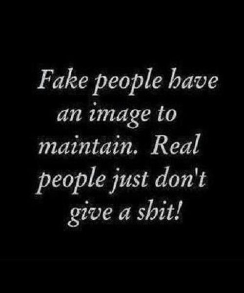 25+ Best Fake People Quotes On Pinterest