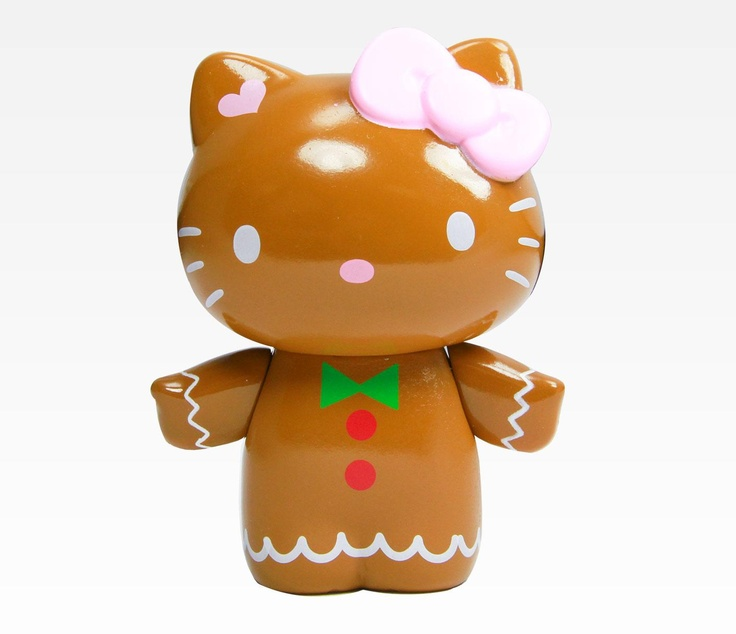 Hello Kitty Collectable Figurine: Gingerbread... Already got mine and it's so cute!