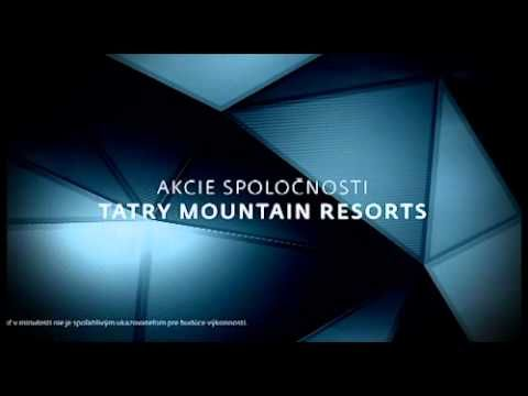 Tatry Mountain Resorts (2012)