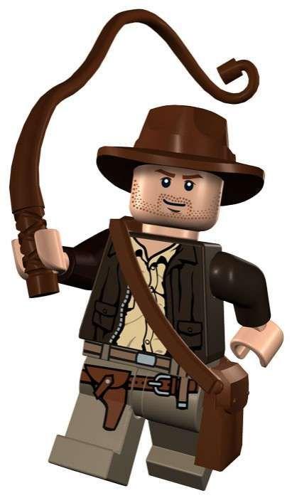 Indiana Jones Lego Promotion? #legodesigns #legocreations trendhunter.com