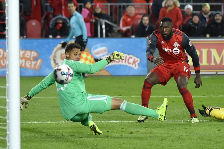 Toronto FC 1-0 Columbus Crew: Jozy Altidore sends Reds back to MLS Cup final