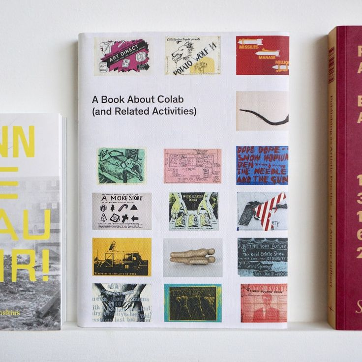 A Book About Colab (and Related Activities) – LCBA