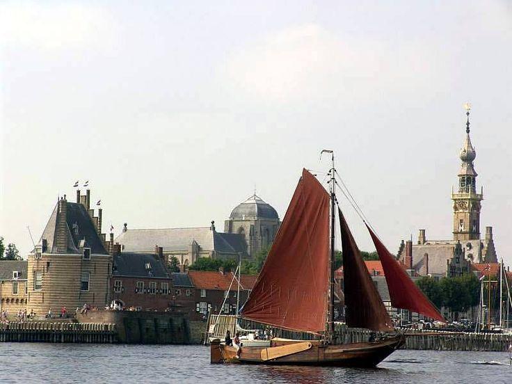 Veere. The Netherlands.