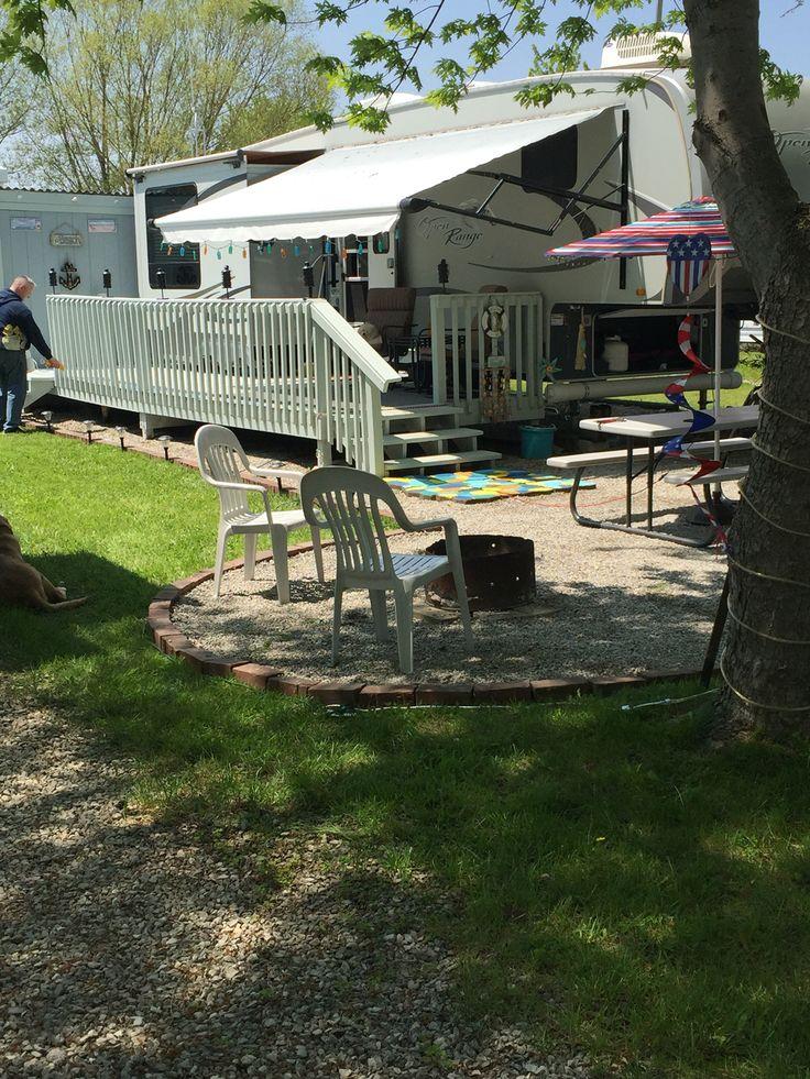 Pin By Sue Hartman Ridgeway On Seasonal Campsite Ideas