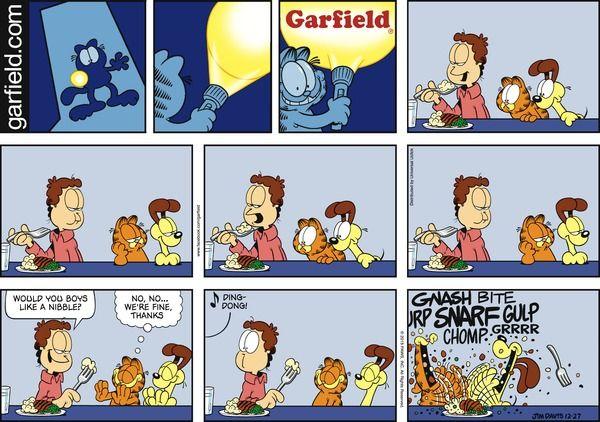 Garfield « ArcaMax Publishing