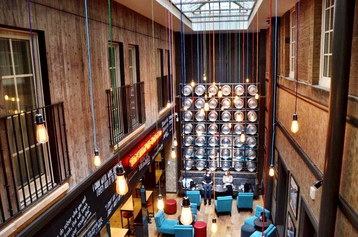 A Few Reasons To Love the Malmaison Glasgow Hotel