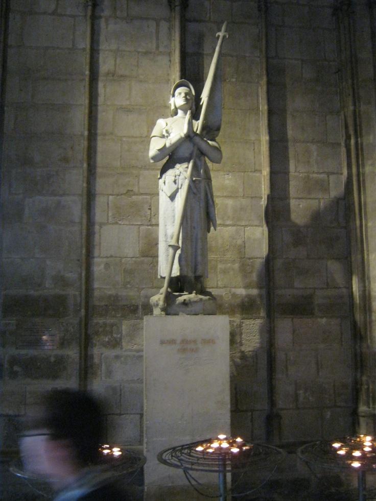 Tomb of Joan of Arc   Travel   Pinterest   Joan of arc