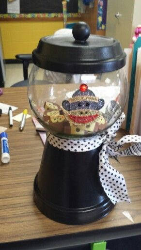 493 Best Candy Dish Images On Pinterest Gumball Machine