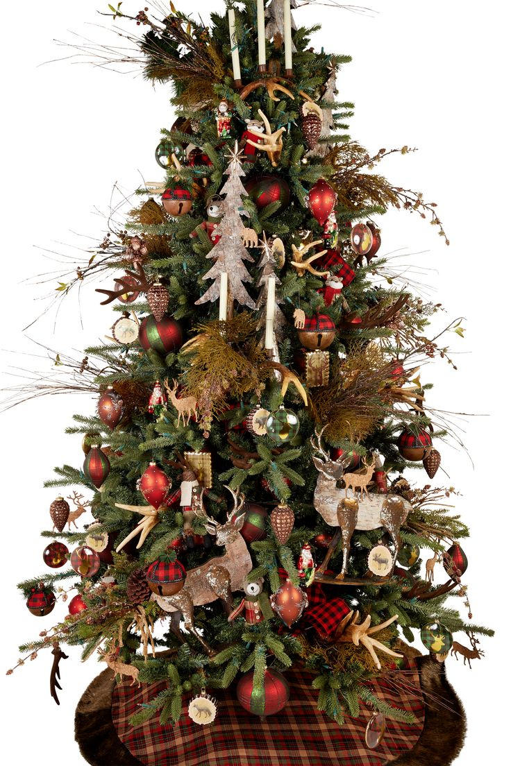 17 Best Images About Christmas Trees Woodland On
