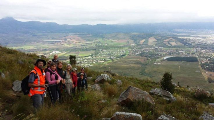 Hiking in the Helderberg mountain (Gantouw Hiking Club) - variety of trails at different difficulty levels. Photo taken by Gantouw Hiking Club (who go on regular hiking excursions in the Western Cape). Visit their website - http://www.gantouwhiking.co.za/ for more detail. #somersetwest #helderberg #naturereserve #hiking #walking