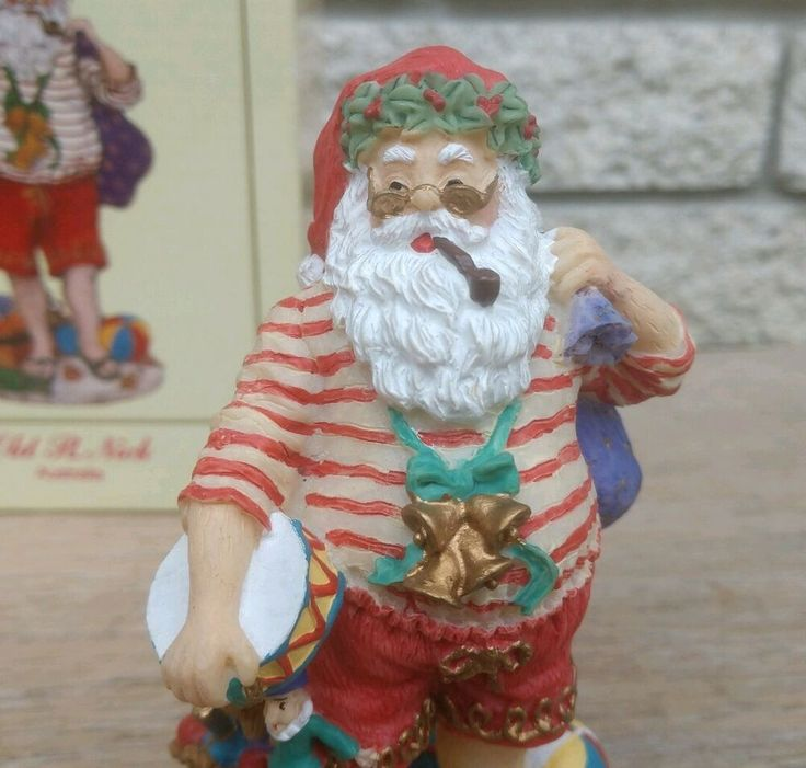 International Santa Claus Collection Old St. Nick